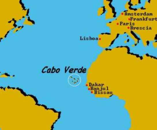 Hochseefischen in cabo verde - Cabo verde senegal ...